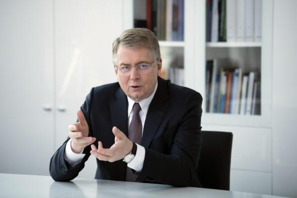 Vorstand RAG-Stiftung Bernd Tönjes